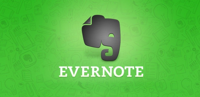 Organize your notes with Evernote
