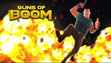 An explosion of fun and combat