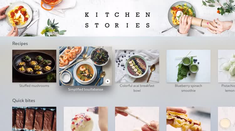 What's your kitchen story?