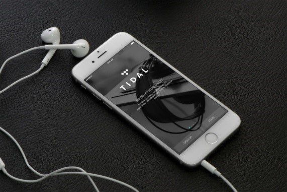 Hear the tidal effect in your iPhone