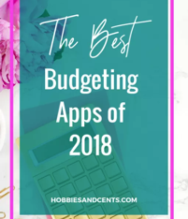 Budgeting Apps 2018